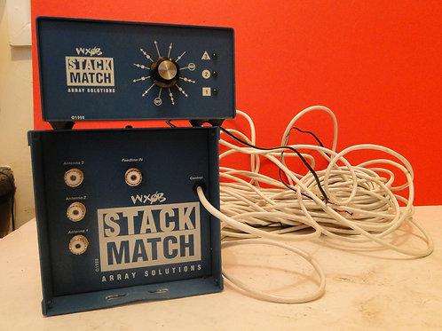 ARRAY SOLUTIONS WXOB STACK MATCH