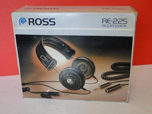 ROSS RE-225 SUPERPACK HEADPHONES
