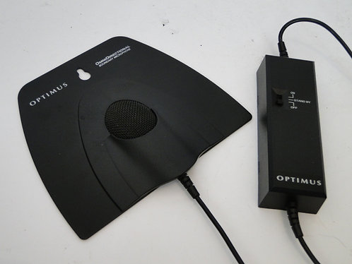 Optimus Omnidirectional Boundary Microphone