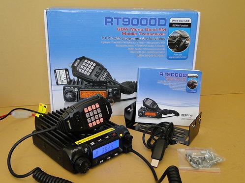 RETEVIS RT9000D 60W VHF/UHF FM TRANSCEIVER SN 1906R09D100601