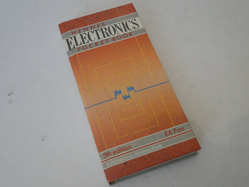 NEWNES ELECTRONICS POCKET BOOK 5TH EDITION