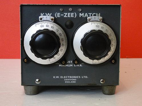 KW (E-ZEE) MATCH SN S 362