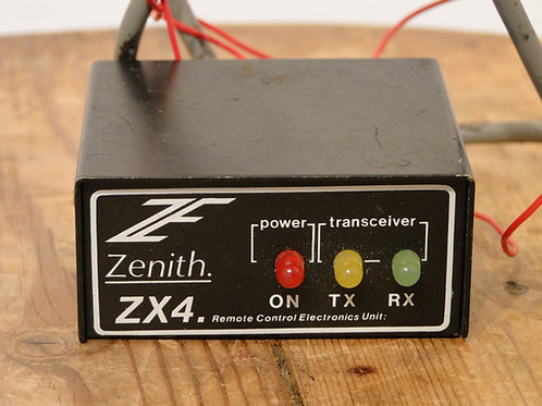 Zenith ZX4 Remote Control Electronics Unit