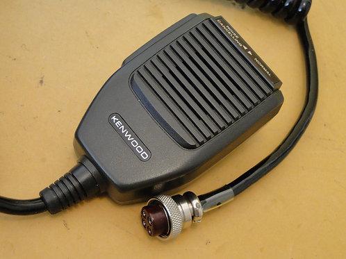 KENWOOD MC-30S DYNAMIC MICROPHONE  4 PIN