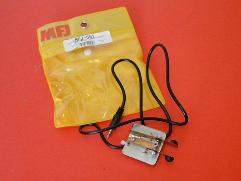 MFJ-561 MINIATURE TRAVEL IAMBIC PADDLE