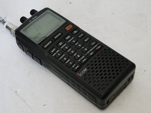 ICOM IC-R20 COMMUNICATIONS RECEIVER