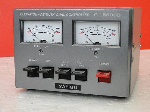 YAESU G-5600B ELEVATION-AZIMUTH DUAL CONTROLLER SN 91010000