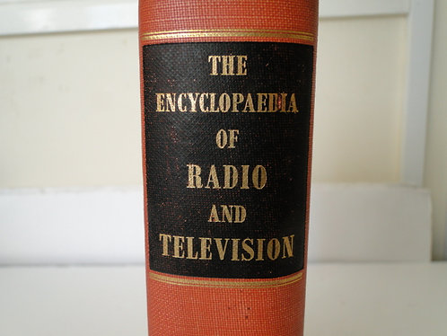 THE ENCYCLOPEDIA OF RADIO AND TELEVISION ODHAMS 2ND EDITION