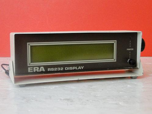 ERA RS232 DISPLAY