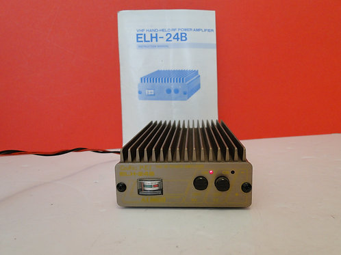 ALINCO ELH-24B VHF RF POWER AMPLIFIER SN 62614151