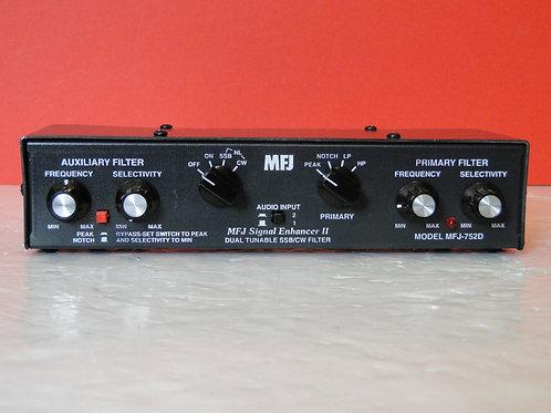 MFJ-752D SIGNAL ENHANCER II