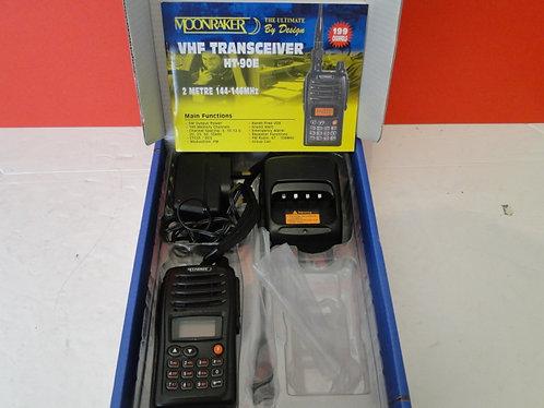 MOONRAKER VHF TRANSCEIVER HT-90E