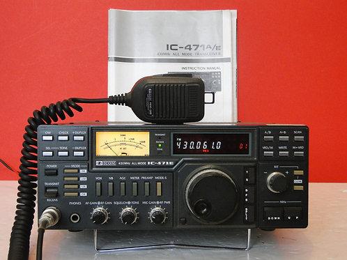 ICOM IC-471E ALL MODE 430MHz