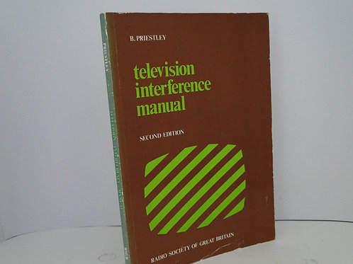 Television Interference Manual second edition