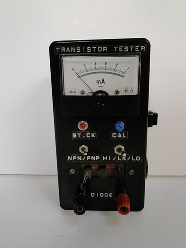 Transistor and Diode Tester