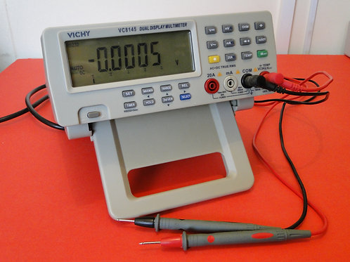 VICHY VC8145 DUAL DISPLAY MULTIMETER