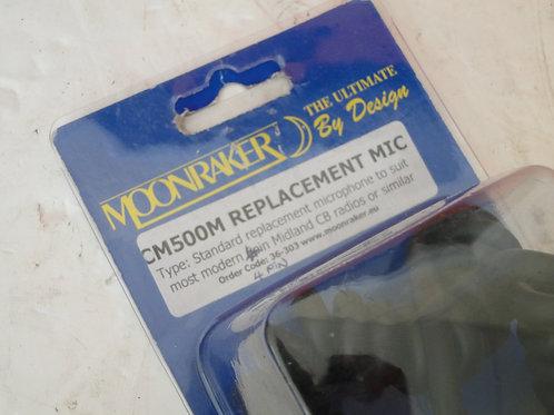 MOONRAKER CM500N MIC 4PIN