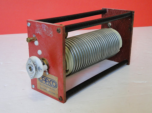 ROLLER INDUCTOR CAPCO ELECTRONICS roller coaster