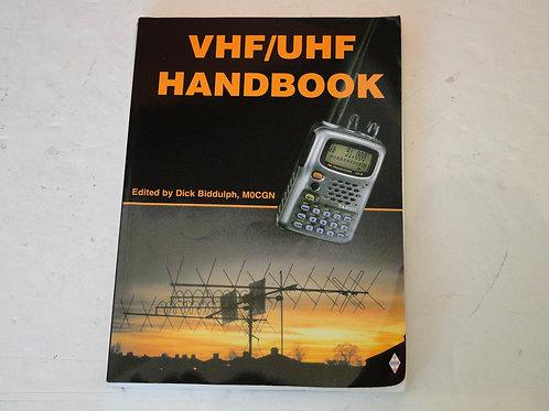 VHF / UHF HANDBOOK, DICK BIDDULPH