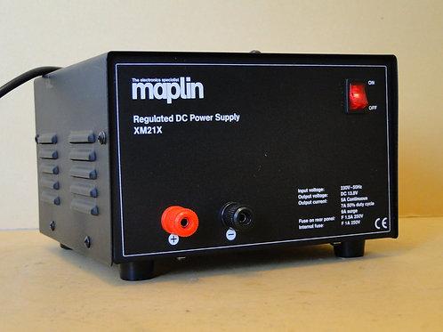 MAPLIN XM21X REGULATED DC POWER SUPPLY