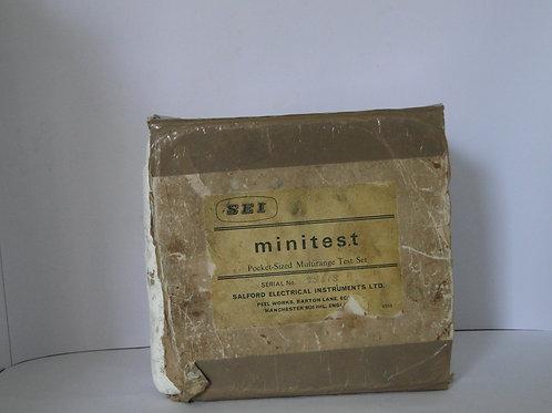 Minitest Meter SEI