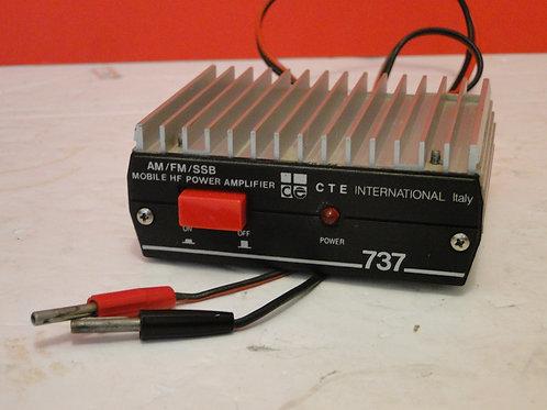 CTE INTERNATIONAL MOBILE HF POWER AMPLIFIER 737