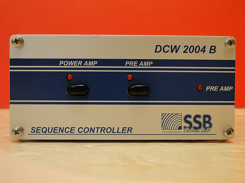 DCW-2004B SHF SSB ELECTRONICS Sequencer