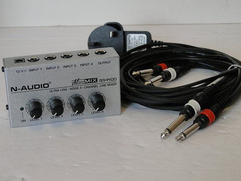N-AUDIO MX400 microline