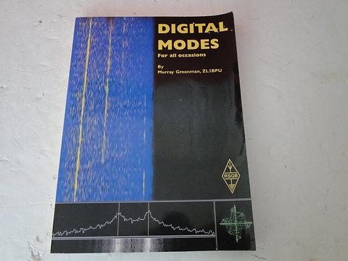 DIGITAL MODES FOR ALL OCCASIONS RSGB ZL1BPU