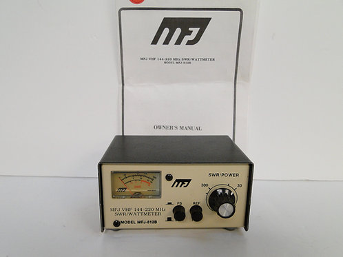 MFJ VHF Model MFJ-812B SWR-POWER METER