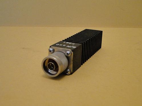 MICROWAVE MODEL 44002 25W 50ohm DUMMY LOAD