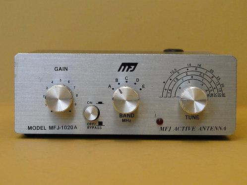 MFJ-1020A ACTIVE ANTENNA