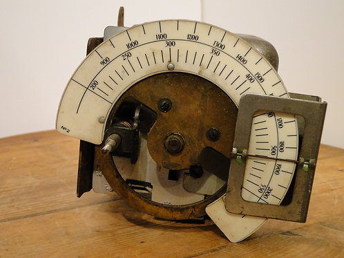 Old Tuning Dial No.2