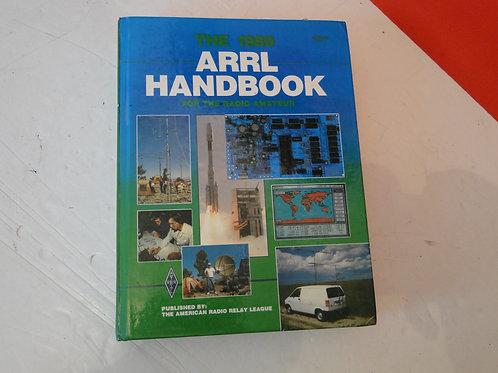 THE 1989 ARRL HANDBOOK FOR THE RADIO AMATEUR