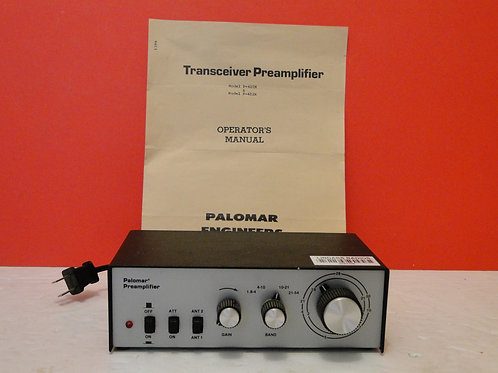 PALOMAR PREAMPLIFIER MODEL P-408, 110V