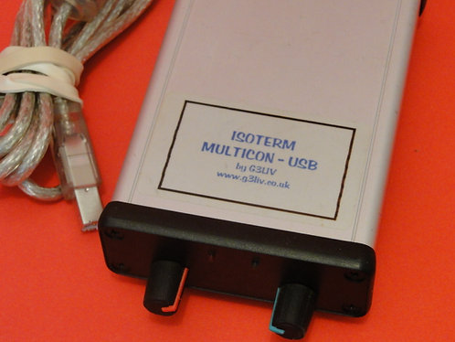 ISOTERM MULTICON-USB BY G3LIV