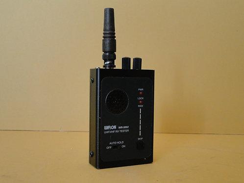 WATSON WR-5002 UHF/VHF RX TESTER