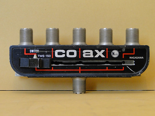 TWS-150 COAX SWITCH