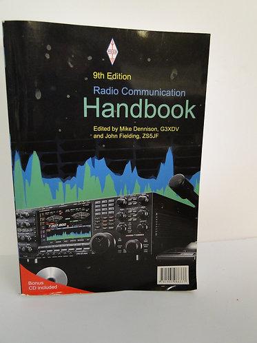RSGB 9th Edition Radio Communication Handbook
