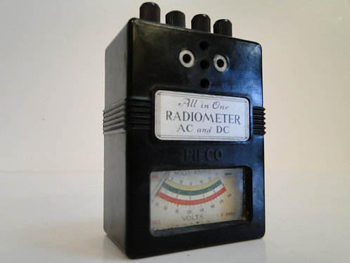 PIFCO RADIOMETER AC AND DC
