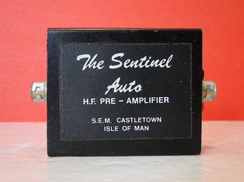 The Sentinel Auto HF PRE AMPLIFIER