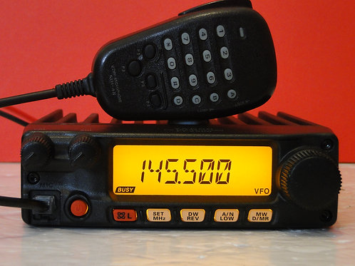 YAESU FT-2900E VHF FM TRANSCEIVER