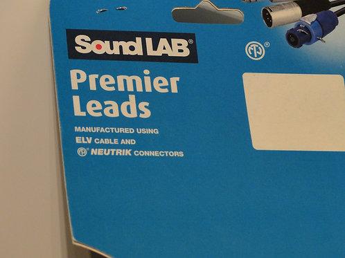set of two Premier Leads - ELV Cable Neutrik connectors