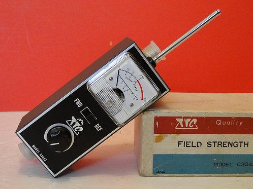 FIELD STRENGTH INDICATOR MODEL C3042