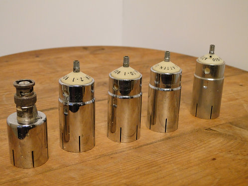 Stack of different Attenuators bnc end