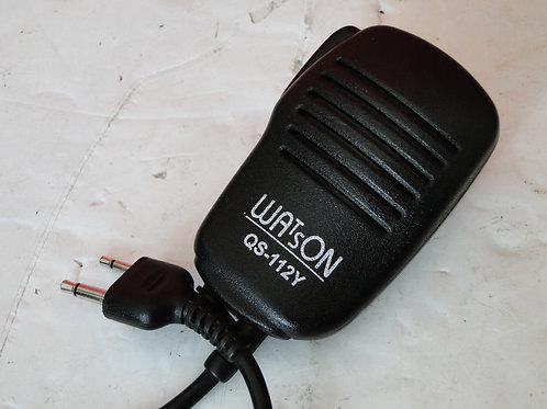 WATSON QS-112Y HAND MIC