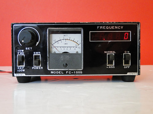 FC-155S SWR METER FREQUENCY COUNTER HF