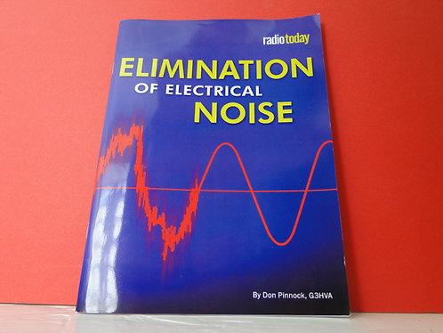 ELIMINATION OF ELECTRICAL NOISE - DON PINNOCK G3HVA