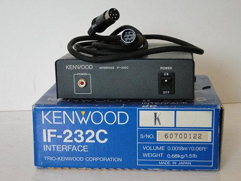 KENWOOD IF-232C INTERFACE