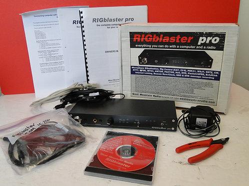 RIGBLASTER PRO RS232